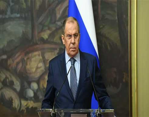 لافروف: موسكو قد تشارك في حفل تنصيب الحكومة الأفغانية الجديدة إذا كانت شاملة