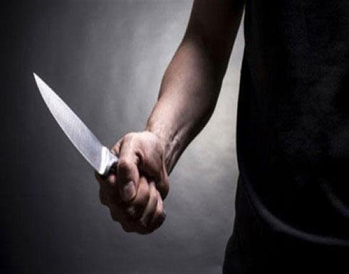 """جريمة مروعة : قتل زوجته بـ13 طعنة """"انتي لسه عايشة يا بنت. وابنته: طعني لما تدخلت"""""""
