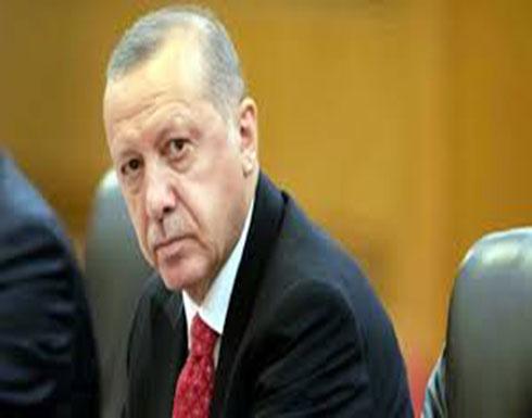 """أردوغان ينتقد تصريح ماكرون حول """"الموت الدماغي"""" للناتو ويعتبره غير مقبول"""