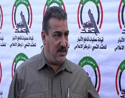 إطلاق سراح القيادي قاسم مصلح وتسليمه للحشد الشعبي العراقي .. بالفيديو