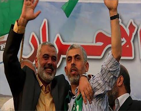 يحيى السنوار مسؤولا لمكتب حماس بغزة