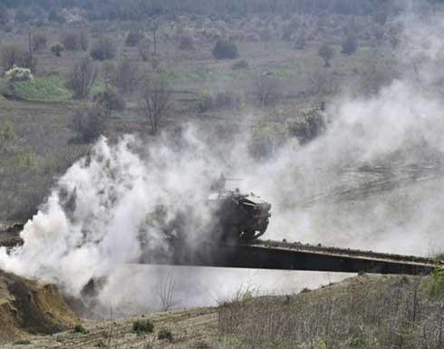 شاهد : الجيش التركي ينشر مشاهد من عملياته العسكرية ضد المسلحين الأكراد