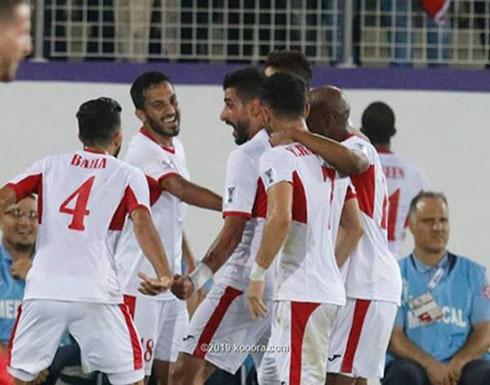 الأردن يبحث عن رقم جديد في كأس آسيا