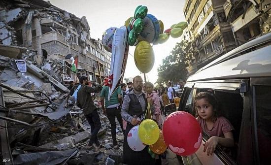 """في اليوم الثاني من هدنة غزة.. الهدوء """"سيد الموقف"""""""