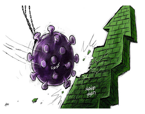 كورونا والاقتصاد الصيني