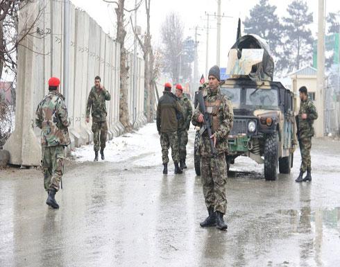 معارك بين طالبان والقوات الأفغانية للسيطرة على طريق سريع
