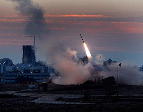 توتر على جبهة غزة : صفارات الانذار تدوي وسقوط قذائف باشكول والنقب الغربي واسرائيل ترد بقصف مدفعي