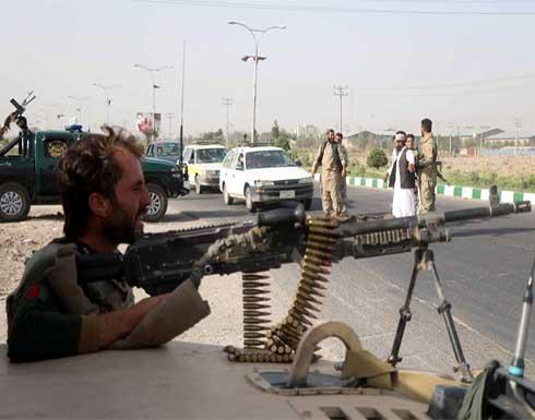 الجيش الافغاني يتجهز لاستعادة معبر من طالبان وامريكا تنوي تخفيض أعداد المتعاقدين