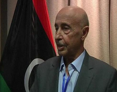 رئيس البرلمان الليبي: سنطلب تدخل الجيش المصري في هذه الحالة
