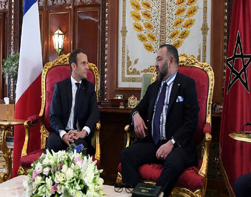 ماكرون يهاتف محمد السادس عشية مؤتمر برلين حول ليبيا
