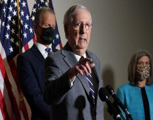 زعيم الأغلبية بمجلس الشيوخ الأمريكي يحذر من سحب القوات سريعا من العراق أو أفغانستان