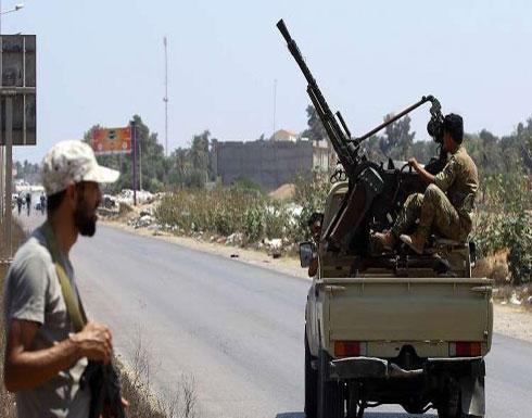 10 قتلى في قصف جوي جنوب غربي ليبيا