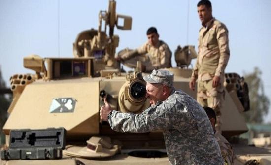 مسؤول أمريكي : تردنا تقارير يومية عن هجمات وشيكة ضد مرافقنا في العراق