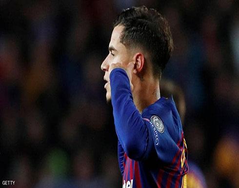 كوتينيو يلمح لمغادرة برشلونة.. ويكشف حقيقة حركة الإصبعين