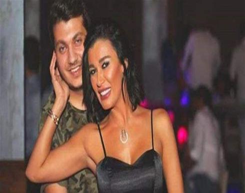 لحظات رومانسية تجمع نادين الراسي وحبيبها مجد بعيد الحب .. صور مسربة