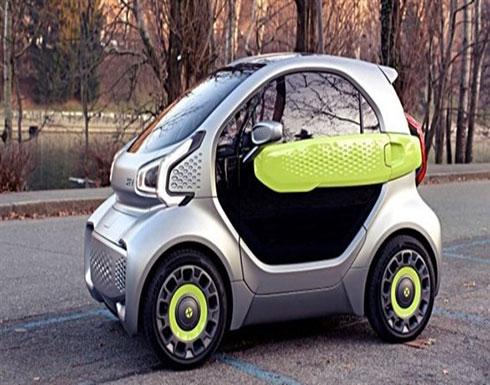 شركة إيطالية تنتج سيارة كهربائية صغيرة من طابعة 3D