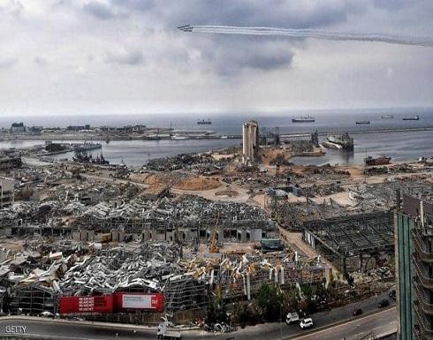 """العثور على 4 أطنان من """"نترات الأمونيوم"""" في مرفأ بيروت"""