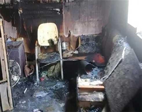 كلاكيت ثاني مرة .. اندلاع حريق بمستشفى ذي قار دون خسائر بشرية