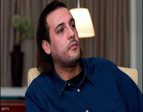 قاضية لبنانية تمنع ابن القذافي من مغادرة البلاد