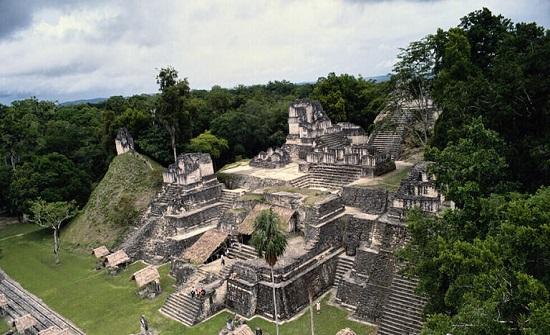 علماء الآثار يكشفون عن مدينة غابة المايا المخفية