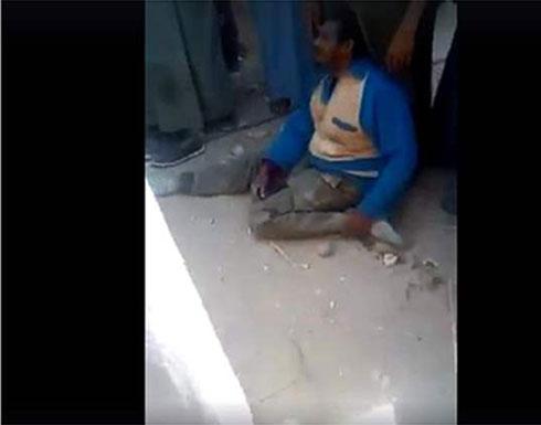 بالفيديو : بعد دهس مصري محافظ سوهاج يفتح تحقيقا في الواقعة