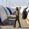 التغريبة الفلسطينية وجدار الفصل حول مخيم عين الحلوة  في لبنان