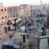 شاهد : قوات الأسد تنبش القبور في إدلب
