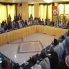 تيلرسون يلتقي وفدا من المعارضة السورية برئاسة الحريري في عمان