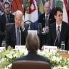 الاتحاد الاوروبي يأمل أعادة إطلاق الاتفاق النووي الموقع مع ايران في إطار شامل