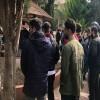 العراق ..الإيرانيون يتظاهرون في فيينا دعماً للحراك الشعبي العراقي