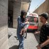 سوريا : جريمة تقشعر لها الأبدان.. شاب يقتل أمه نحرًا بالسكين (صورة)