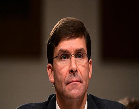 المرشح لحقيبة الدفاع الأمريكية: لا نريد حربا مع إيران وعلينا العودة إلى الدبلوماسية
