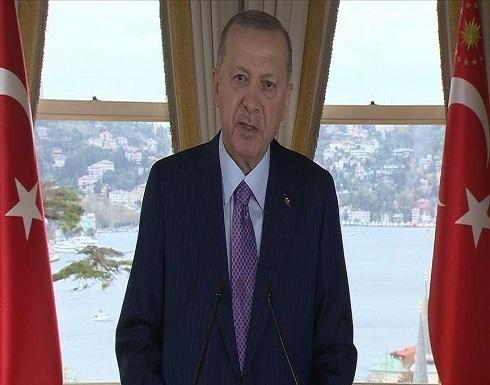 أردوغان: الاستقرار والأمن أهم عوامل تنمية الدول وتقدمها