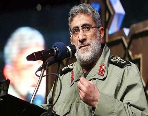 """خليفة """"سليماني"""".. بين الثأر الإيراني والمحافظة على الإنجازات الاستراتيجية"""