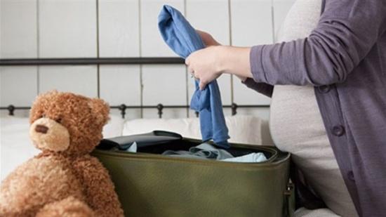 أمور لا يجب نسيانها عند تحضير حقيبة الولادة