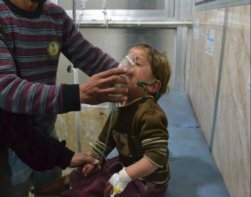 أطباء وعمال إنقاذ في إدلب السورية يؤكدون استخدام الغاز الكيماوي