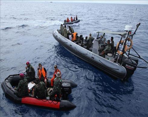 """إندونيسيا توقف البحث عن ضحايا طائرة """"ليون إير"""""""