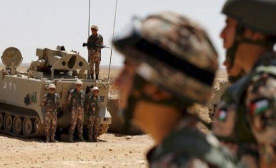 القوات المسلحة تتمكن من تحرير مواطن اختطفته احدى الجماعات المسلحة في جنوب سوريا