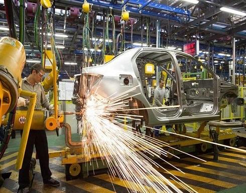 انكماش قطاع التصنيع في روسيا