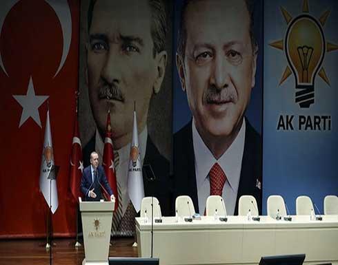 أردوغان: لا يحق لأحد انتقاد عمليتنا العسكرية في إدلب