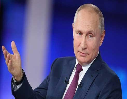 بوتين: المدمرة البريطانية حاولت اختبار قدراتنا الدفاعية