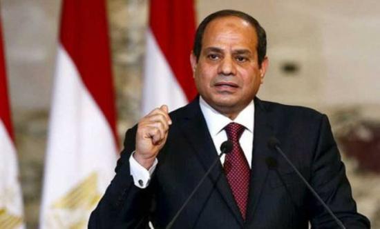 الرئيس المصري: ترامب هو الرقم الحاسم لحل القضية الفلسطينية .. وعلى إسرائيل اغتنام الفرصة
