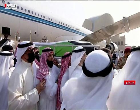 شاهد : مراسم تشييع جثمان امير الكويت