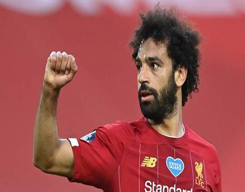 صلاح يتلقى تهنئة خاصة بصفته أول مصري يفوز بلقب الدوري الإنجليزي الممتاز