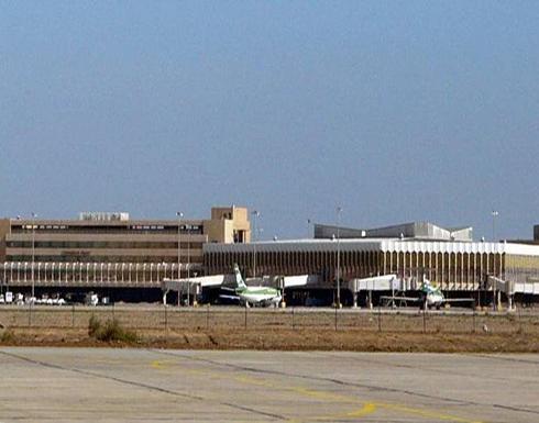 هجوم صاروخي فاشل يستهدف القاعدة الأميركية في مطار بغداد