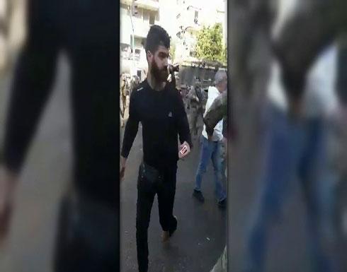 شاهد : احتجاجات في معظم المدن اللبنانية رفضا لتكليف دياب تشكيل الحكومة