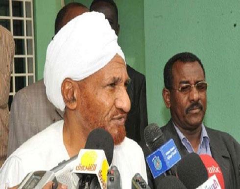 الصادق المهدي يرفض الدعوة لمسيرات حاشدة في السودان يوم 30 يونيو