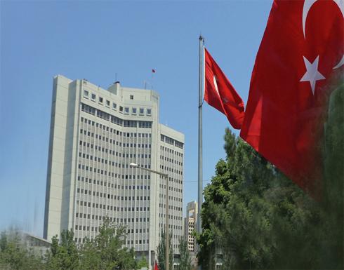 تركيا تحذّر الولايات المتحدة من عواقب وصول أسلحة لمنظمات إرهابية بسوريا