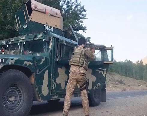 احتدام المعارك بين الجيش الأفغاني وطالبان والحركة تحذر تركيا من إبقاء قواتها في أفغانستان