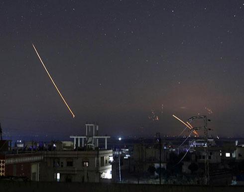 أميركا تحث موسكو على تمرير قصف إسرائيل لإيران في سوريا